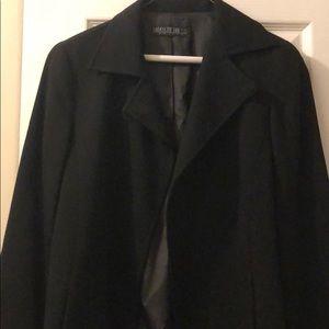 Lafayette 148 black wool jacket